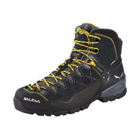 Salewa Alp Trainer Mid GTX Shoes Men carbon/ringlo